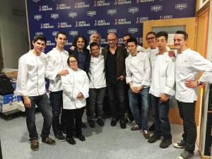 I certamen de cocina inclusiva agency model agencia de - Escuela de cocina zaragoza ...