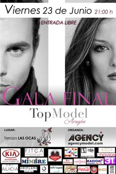 CARTEL OK FINAL TOP MODEL  ARAGON 2017 WEB